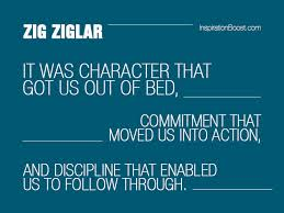Discipline Quotes Custom Zig Ziglar Discipline Quotes Inspiration Boost