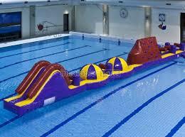 inflatable inground pool slide. Brilliant Slide To Inflatable Inground Pool Slide M