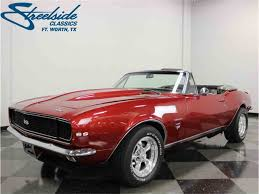 1967 Chevrolet Camaro SS for Sale on ClassicCars.com