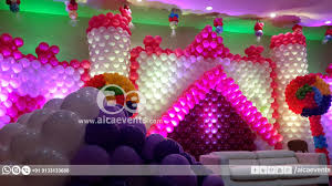 aica events provides all kind of birthday party requirements such as