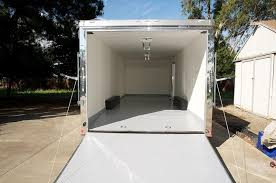 race car trailer floor covering flooring ideas and inspiration