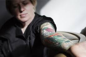 Restaurant Ink talks to Lora Kirk about her five tattoos.