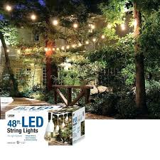 cafe lights costco outdoor string lights led string lights outdoor designs outdoor led string lights