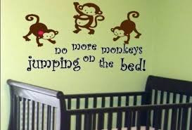 Monkey Bedroom Decor