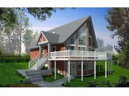 cottage style house plans with walkout basement new walk out basement house plans best home plans