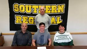 Southern's Anthony Gagliardi Signs NLI to Play Football at Wagner - TAPinto