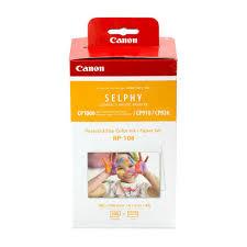<b>Canon RP</b>-<b>108 фотобумага</b> с картриджем (108 отпечатков ...