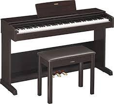 Yamaha Ydp103 Arius Series Digital Console Piano With Bench Dark Rosewood