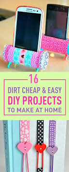 how to make diy crafts for your room best easy crafts ideas on easy crafts easy with easy diy home decor crafts