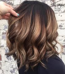 10 Trendy Brown Balayage Hairstyles For Medium Length Hair 2019