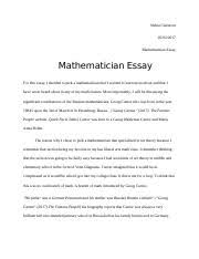 math liberal arts math broward college page  4 pages math essay