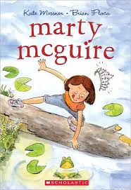 marty mcguire by kate messner brian floca paperback barnes le