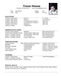 Modeling Resume Template Awesome Models Resume Sample For Teachers India Komphelpspro