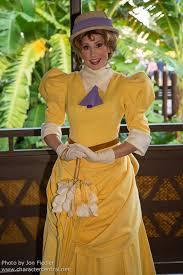 Jane Porter at Disney Character Central