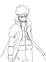 Small Picture naruto coloring pages kakashi Archives Best Coloring Page