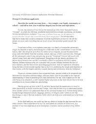 University Personal Statement Examples - Kleo.beachfix.co