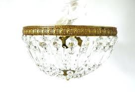 crystal mini chandelier pendant light in chrome finish ursula large ball rectangular french brass hanging h