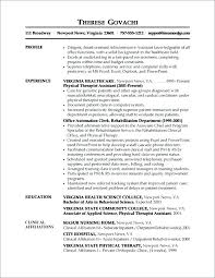 Resume Objectives For Administrative Assistant Amazing Examples Of Resumes For Medical Assistants New Medical