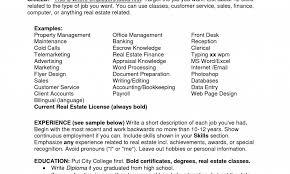 General Resume Graduate Resume Sample