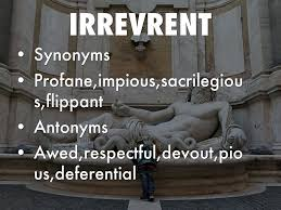 rent synonym irrevrent synonyms un12 by raymond meng