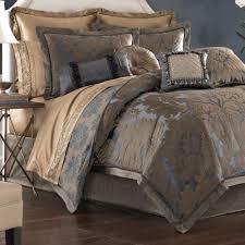 sapphire damask comforter bedding by croscill