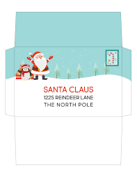 And it can be used in your own home plus, there's an envelope to help get your special letter ready to go straight to the north pole. Free Printable Santa Letter Kit The Cottage Market