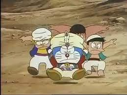 Doraemon Nobita Ở Xứ Sở Nghìn Lẻ Một Đêm HTV3 Lồng tiếng - video Dailymotion