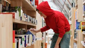 shoplifting books we ll miss what stealing books says about us by  getty images