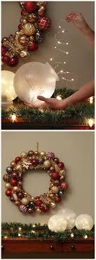 diy christmas lighting. Globe Light Winter Luminaries Diy Christmas Lighting
