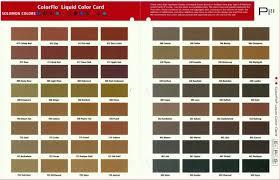 Solomon Concrete Color Chart Solomon Concrete Color Chart Elegant Solomon Concrete Colors