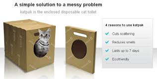 covered cat litter box furniture. beautiful cat katpak  disposable paper litter box with cover modern and contemporary  pet products updated daily coolpetproductscom throughout covered cat furniture