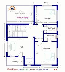 south facing home plan beautiful of 750 sq ft house plan indian style ehouse homes