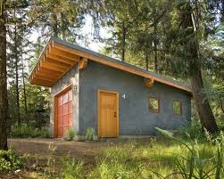 garages with single sloped roof google search cabins 2