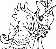 pony colouring pictures my little pony coloring page coloring home disney characters to color