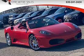 Compre um ferrari f430 de 2008 ou venda o seu ao preço mais justo. Used 2008 Ferrari F430 For Sale Near Me Edmunds
