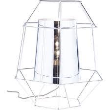 <b>Kare</b> Design <b>Wire</b> Silver — оригинальная <b>настольная лампа Kare</b> ...