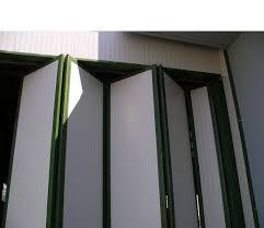 Niko B Folding Door Track Systems