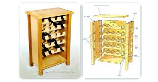 wine glass rack plans wine rack table plans o wood under cabinet wine glass rack plans