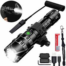 Hunting Lights For Sale Mega Deal 02a1 Tactical Flashlight Waterproof Hunting