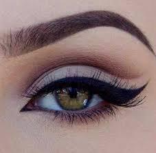 beautiful black eyeliner colored eyes cute eye eyebrows eyeliner