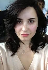 demi lovato without makeup her clear skin secrets she just look like a normal 20 year old gal