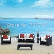 hot sale sg 0027 elegant synthetic rattan patio cheap elegant furniture