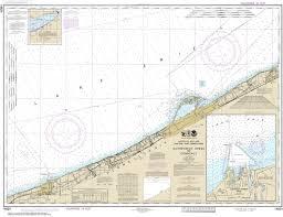14824 Sixteenmile Creek To Conneaut Conneaut Harbor On Lake Erie