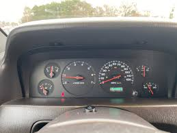 2001 Jeep Grand Cherokee Check Gauges Light Used 2001 Jeep Grand Cherokee 4dr Laredo 4wd For Sale In