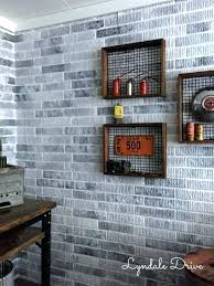 faux brick wall painting bedroom brick wall bedroom articles with decor tag small images of fake