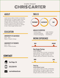 53 Wondrous Graphic Artist Resume Template In 2019