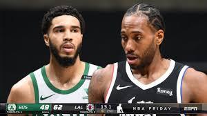 LA Clippers vs Boston Celtics Full Game Highlights | 2020-21 NBA Season -  YouTube
