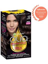 Olia Colour Chart Olia Hair Color Oil Powered Ammonia Free Hair Color Garnier