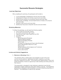 Identifying Key Words to Put On Your Resume Awesome Resume Ged