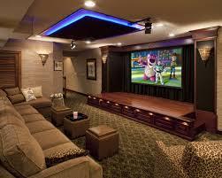 theatre room lighting ideas. performance home theater with stage theatre room lighting ideas